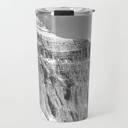 """""""From Going-to-the-Sun Chalet, Glacier National Park,"""" Montana Travel Mug"""