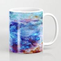 galaxy Mugs featuring galaxy by 2sweet4words Designs