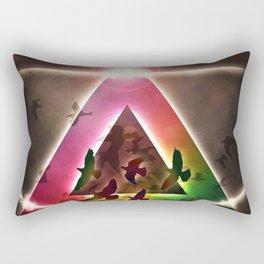 Variables Rectangular Pillow