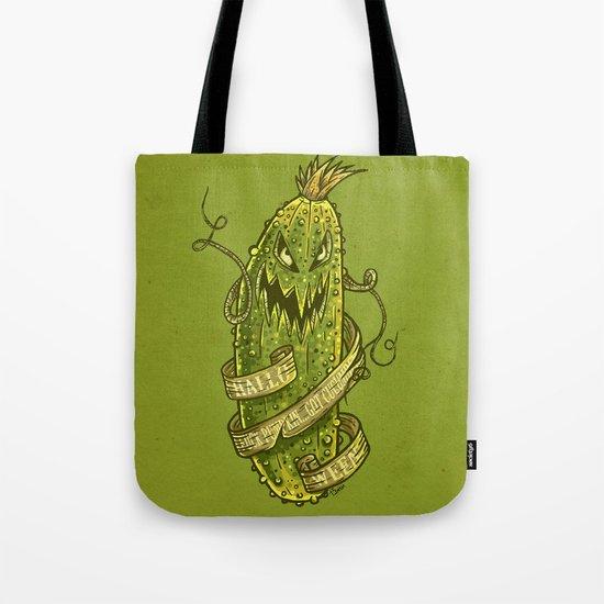 F#ck Pumpkin... Got Cucumber? Tote Bag