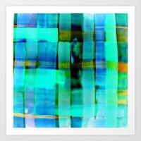 Color me Ocean Art Print