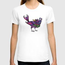 Frilly Bird T-shirt