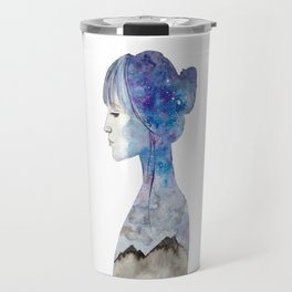 Galactic Girl Travel Mug