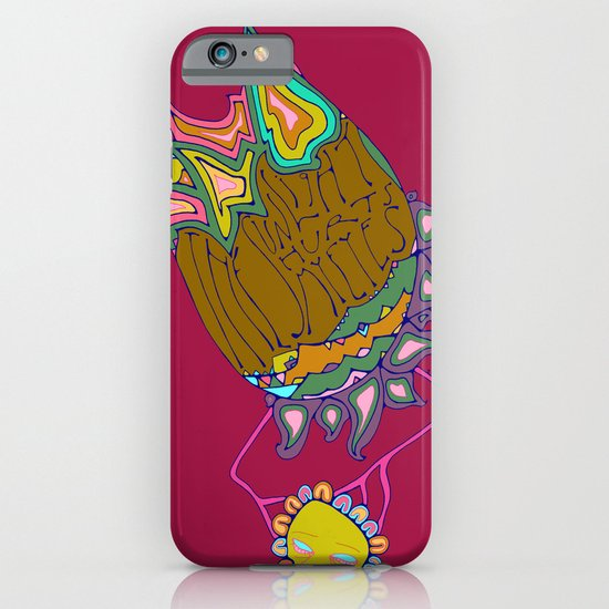 The Sunlight Hurts My Eyes iPhone & iPod Case