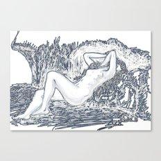 Raya Canvas Print