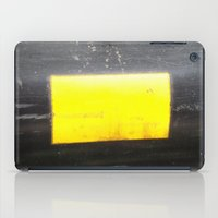 square iPad Cases featuring SQUARE by Manuel Estrela 113 Art Miami