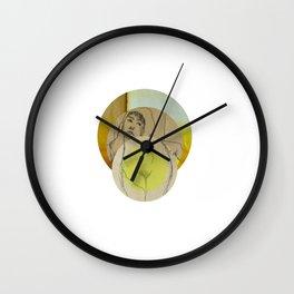 Nude #5 Wall Clock