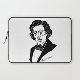 Frederic Chopin Laptop Sleeve