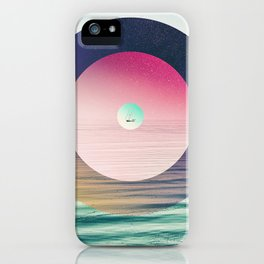 Travel_03 iPhone Case