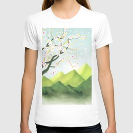Afternoon Bloom 02 T-shirt