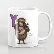 Animals & Instruments ABCs – Y Coffee Mug