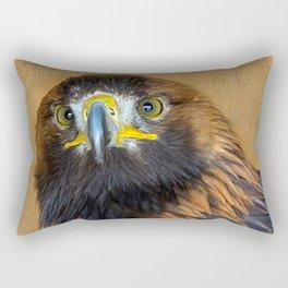 Scottish Golden Eagle Rectangular Pillow