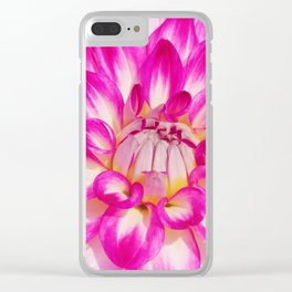 Don't Pick Me Clear iPhone Case
