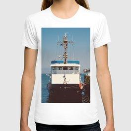 Vintage at Sea T-shirt