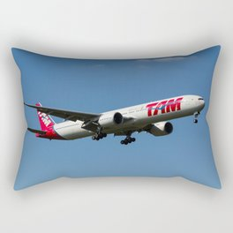 Tam Boeing 777 Rectangular Pillow