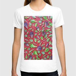 Vegetables pattern (18) T-shirt