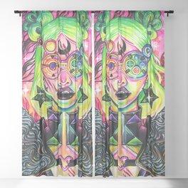 Engineer Sheer Curtain