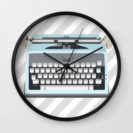 Olympia - Miss Vintage type Wall Clock