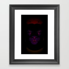 Kit Mambo Framed Art Print