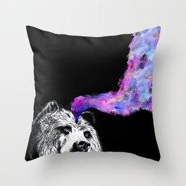 Bear #1 Throw Pillow