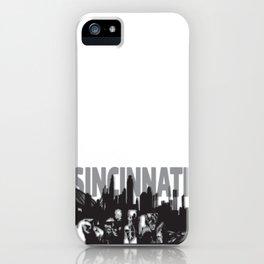 SincinnatiCity iPhone Case