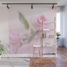 Good morning beautiful - soft mood - touch of romance #decor #society6 #buyart Wall Mural