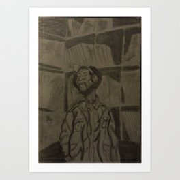 QuestLove Art Print