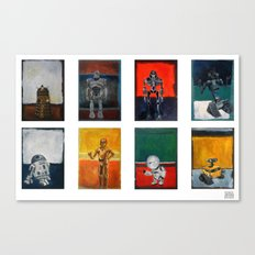 Rothbots Canvas Print