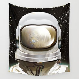 Explore the stars - Join the space programme today! Wall Tapestry
