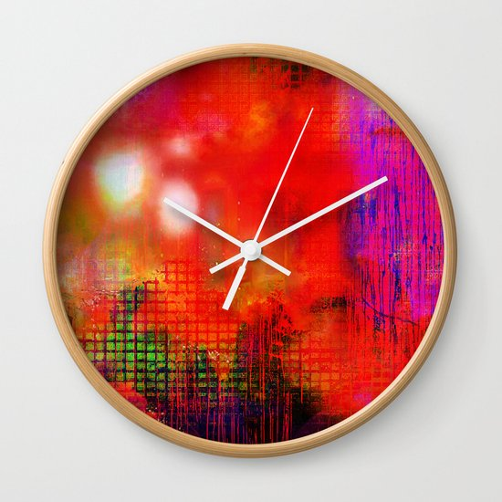 The impossible dreams Wall Clock