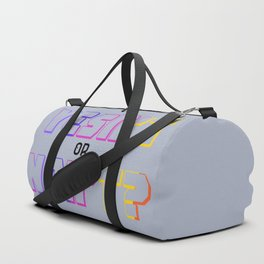 Yesn't or Non't? Duffle Bag