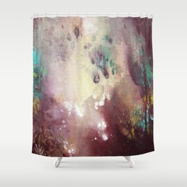Solar Shower Curtain