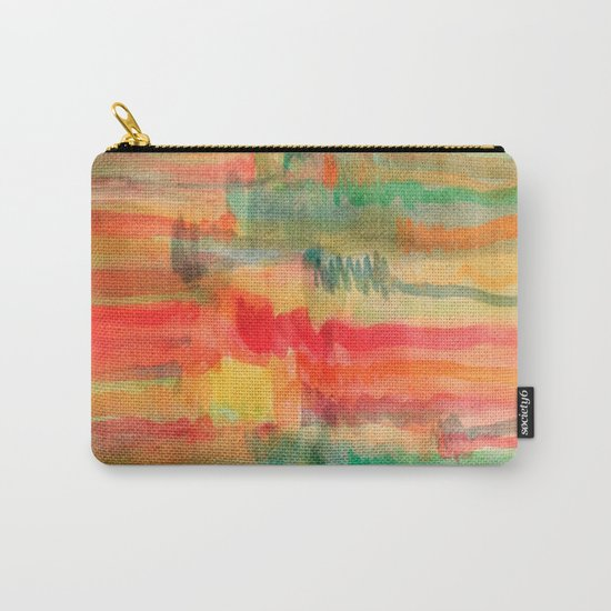 Watercolor/Abstract 2 Carry-All Pouch