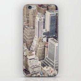 Urban View #1 iPhone Skin