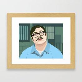 Mindhunter Ed Kemper Framed Art Print