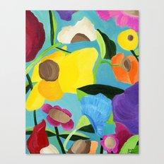 The Dreamy Garden Canvas Print