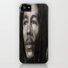 Marley Drawing iPhone Case