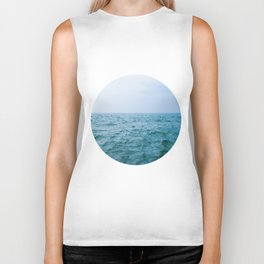 Nautical Porthole Study No.3 Biker Tank