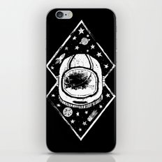 Space Traveller iPhone Skin