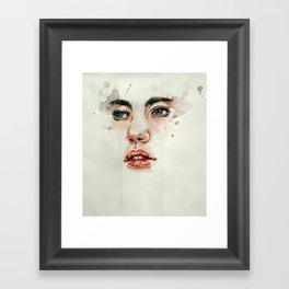 I see Framed Art Print