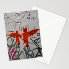 Super Heroes Stationery Cards