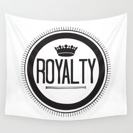 You Are #Royalty Wall Tapestry