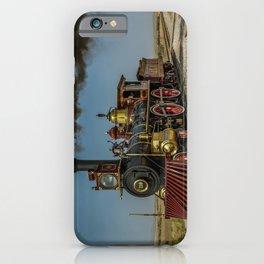 UP 119 Golden Spike Utah Steam Locomotive Historic Train iPhone Case