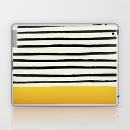 Sunset x Stripes Laptop & iPad Skin