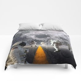 The Lost Astronauts Comforters