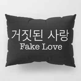 Fake love - BTS Pillow Sham