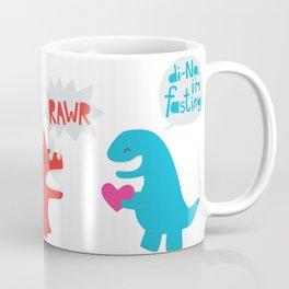 Di-NO, I'm Fasting (Don't Be Angry) Coffee Mug