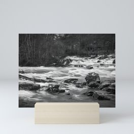 Dochart Falls Mini Art Print