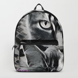 Cats Eyes Backpack