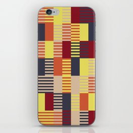 Bauhaus iPhone Skin